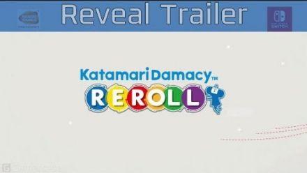 Vidéo : Katamari Damacy Reroll : Trailer d'annonce