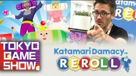 Vidéo : TGS 2018 : Katamari Damacy Reroll, nos impressions