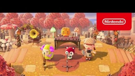 Vid�o : Ambiance d'automne - Animal Crossing: New Horizons