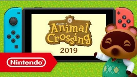Animal Crossing Switch : Vidéo d'annonce