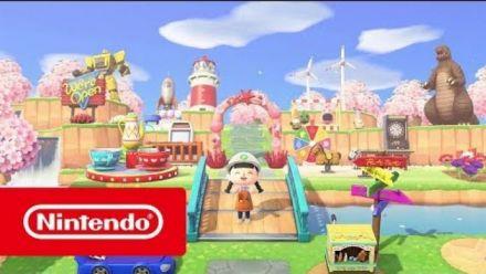 vidéo : Animal Crossing: New Horizons - Créez votre petit paradis !