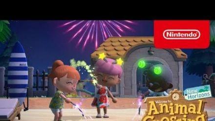 vidéo : La nouvelle mise à jour d'été arrive le 30 juillet dans Animal Crossing: New Horizons !