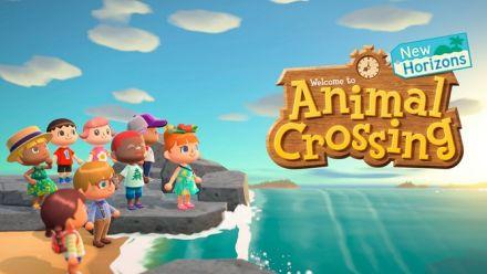vid�o : Animal Crossing New Horizons Switch Gameplay 5 mars 2020