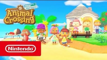 Vidéo : Animal Crossing: New Horizons - Introduction à la vie insulaire