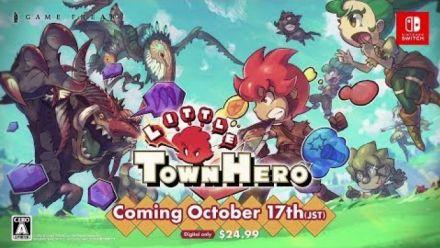 Little Town Hero : Nouveau trailer de présentation