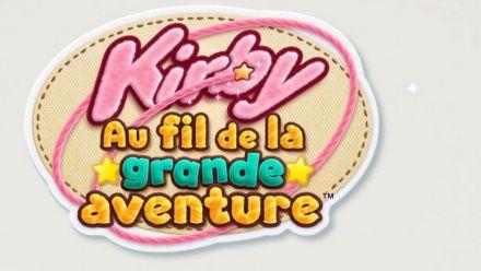 Vidéo : Kirby au fil de la grande aventure 3DS : Annonce