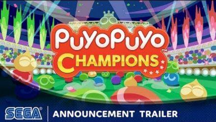 Vidéo : Puyo Puyo Champions : Trailer de sortie occidentale