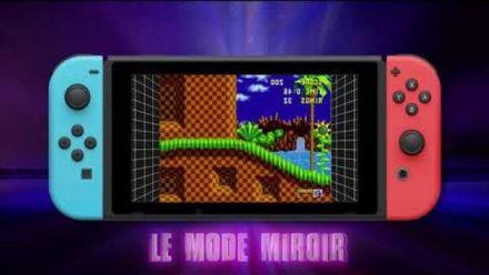 Vidéo : Sega Megadrive Classics : Trailer de sortie sur Switch