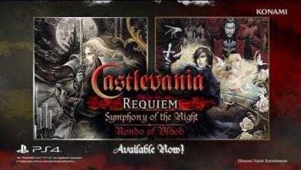 Vidéo : Castlevania Requiem : trailer de lancement