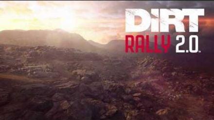 Vidéo : DiRT Rally 2.0 - Trailer d'annonce