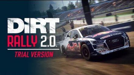 vidéo : Welcome to Rallycross - Trial Version Trailer - DiRT Rally 2.0