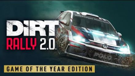 DiRT Rally 2.0 Game of the Year Edition [PEGI FR]
