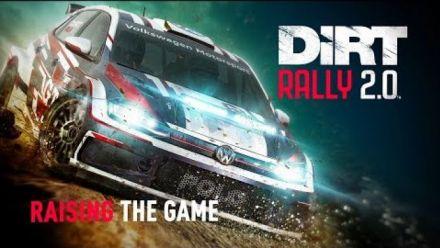 Vidéo : DiRT Rally 2.0 | Dev insight series [FR]