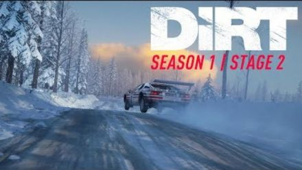 DiRT Rally 2.0 : Saison 1 Stage 2
