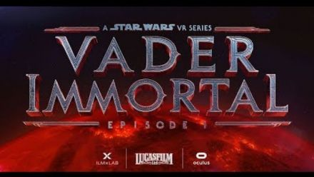 Vid�o : Vader Immortal : Episode 1 Trailer