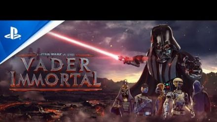 Vid�o : Vader Immortal : Trailer State of Play août 2020