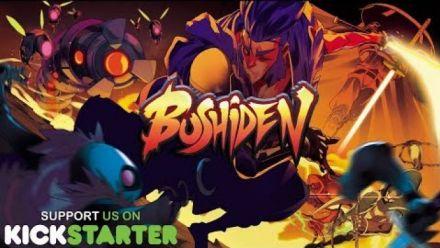 Vidéo : Bushiden : Trailer Kickstarter