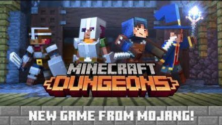 Vidéo : Minecraft Dungeons : Trailer d'annonce