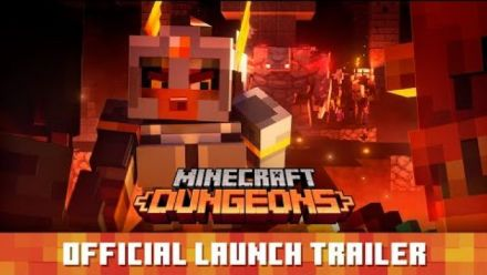 Vid�o : Minecraft Dungeons: Official Launch Trailer