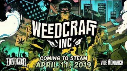 Weedcraft : premier scénario, histoire et gameplay