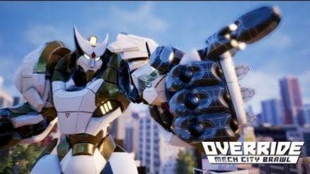 Vidéo : Override : Mech Ciy Brawl, trailer d'annonce