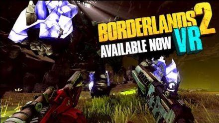 Vidéo : Borderlands 2 VR : trailer de lancement
