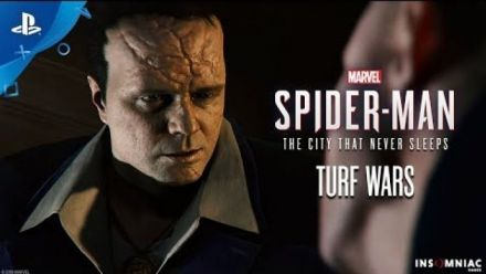 Vid�o : Marvel's Spider-Man : La Ville qui ne dort jamais La Guerre des Gangs teaser