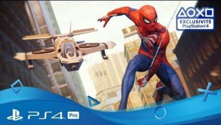 Vidéo : Marvel Spider-Man - DLC 3 : Le retour de Silver