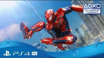 Vidéo : Marvel's Spider-Man - Teaser DLC 3 : Le retour de Silver | 21 décembre | PS4