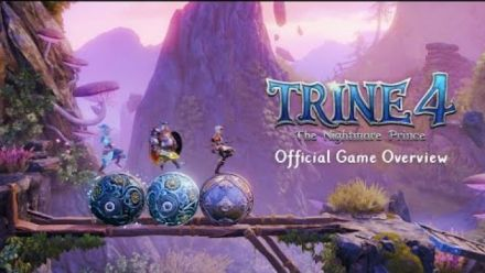 Vid�o : Trine 4 - Official Game Overview Trailer   Coming Oct 8