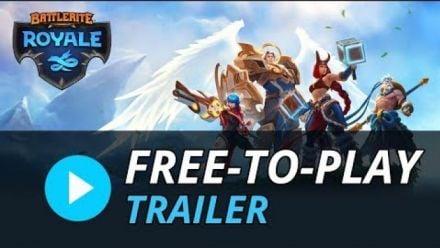 Vid�o : Battlerite Royale : Free-to-play Trailer