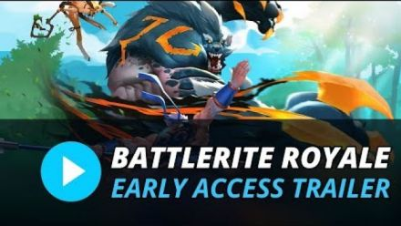 Vid�o : Battlerite Royale : Trailer Early Access