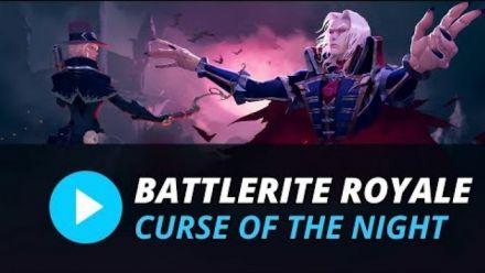 Vidéo : Battlerite Royale : Trailer Curse of the Night