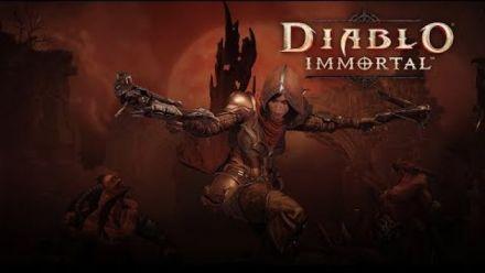 Diablo Immortal : Gameplay BlizzCon 2019