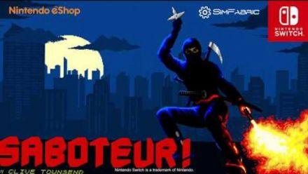Vidéo : Saboteur ! sur Switch : le trailer