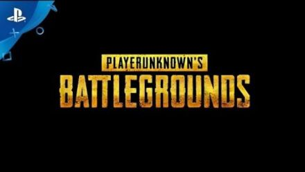 PLAYERUNKNOWN'S BATTLEGROUNDS : trailer d'annonce PS4