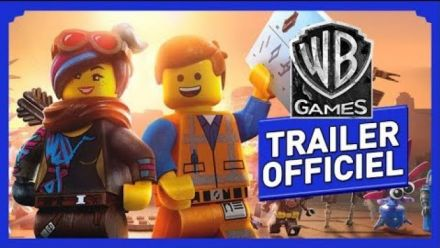 Vidéo : La Grande Aventure LEGO 2 - Le Jeu Vidéo : Bande-Annonce