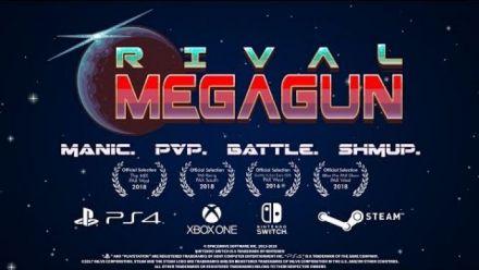Vidéo : Rival Megagun : Trailer de lancement