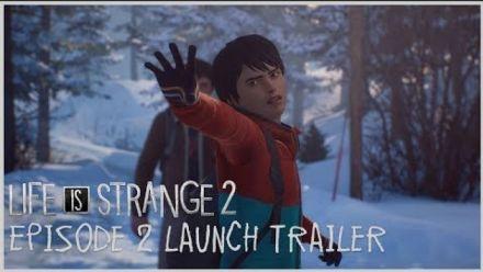 Vid�o : Life is Strange 2 Episode 2 : Trailer de lancement