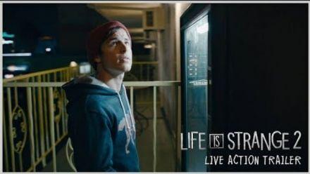 Vidéo : Life is Strange 2 - Bande-annonce live action
