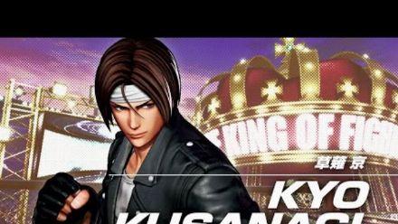 Vid�o : The King of Fighters XV : Bande-annonce de Kyo Kusanagi