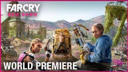 Far Cry : New Danw : première vidéo de gameplay apocalyptique