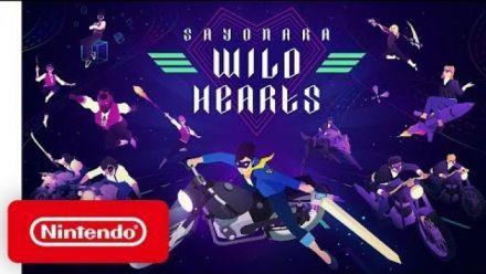 Sayonara Wild Hearts : Trailer de lancement