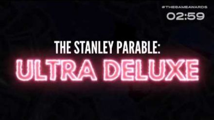 Vid�o : The Stanley Parable : Ultra Deluxe - Teaser d'annonce Game Awards