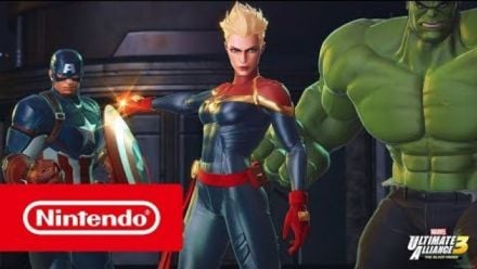 Marvel Ultimate Alliance 3 : Bande-annonce de lancement
