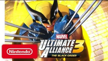 Marvel Ultimate Alliance 3 : Trailer d'annonce