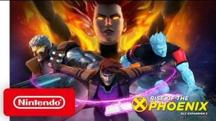 Vidéo : MARVEL ULTIMATE ALLIANCE 3: The Black Order - Rise of the Phoenix DLC Trailer - Nintendo Switch