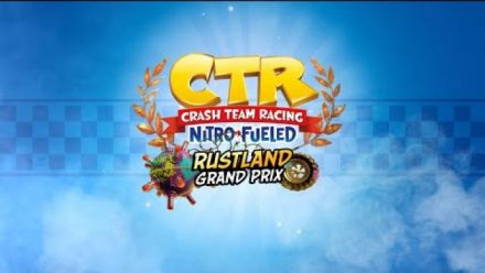 Crash Team Racing Nitro-Fueled - Rustland Grand Prix Intro