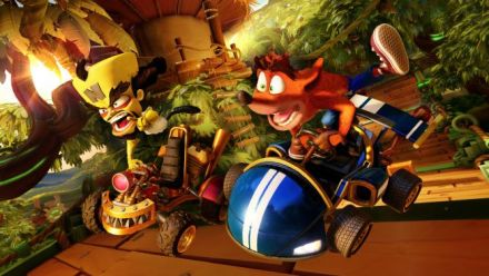 Crash Team Racing Nitro-Fueled - Grand Prix Introduction