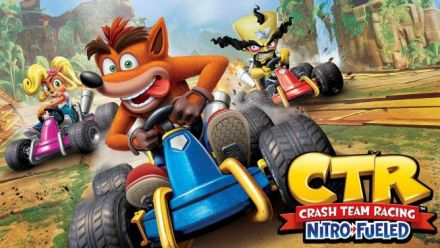 Crash Team Racing : Nitro Fueled : 6 minutes de gameplay